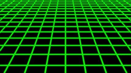 Square web green