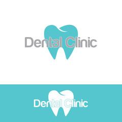 Dental Clinic Logo Design Concept Template v.2