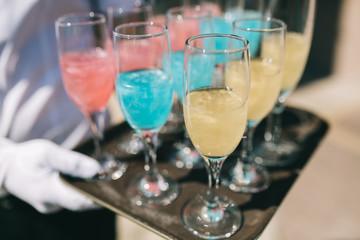 Color champagne