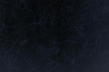 和紙素材-黒色