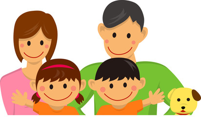 Family illustration (image)