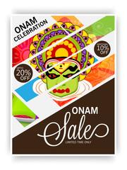 Onam South Indian Festival celebration.