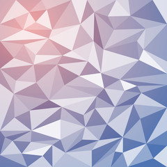 Geometric pattern. Triangle mosaic background