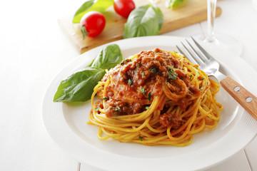 スパゲッティ ボロネーゼ Spaghetti bolognese