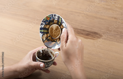 how to read turkish coffee fortune
