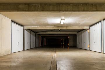Parking et box en sous-sol