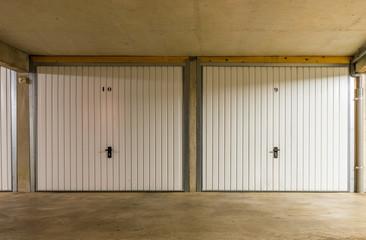 Parking, Box en sous-sol