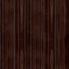 Wooden dark brown planks fence background picture