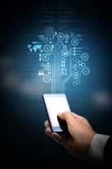 Smart Phone Internet Technology
