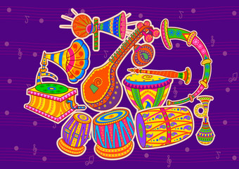Art and music of India