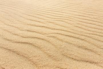 piasek z falami - tekstury piasku na plaży