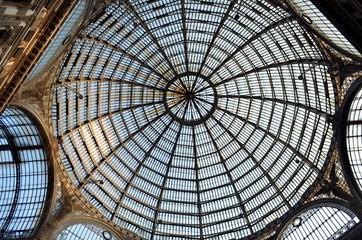 Einkaufszentrum in Neapel