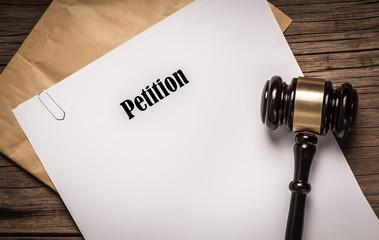 Petition for divorce decree