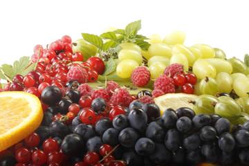berries background