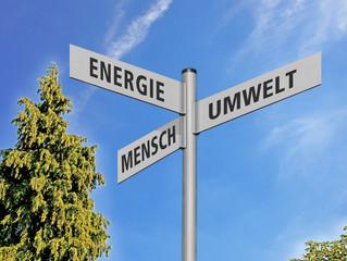 Wegweiser Energie, Umwelt, Mensch