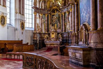Altar der Augustinerkirche in Mainz