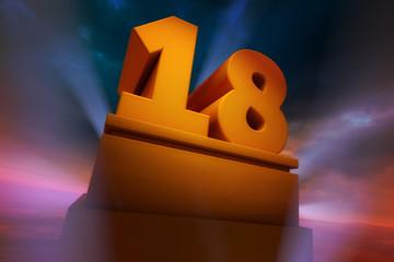 Big Number 18