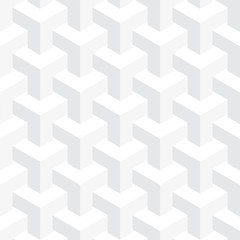 Vector unreal texture, abstract design, illusion construction, white background