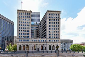 Rhode Island Hospital Trust Building