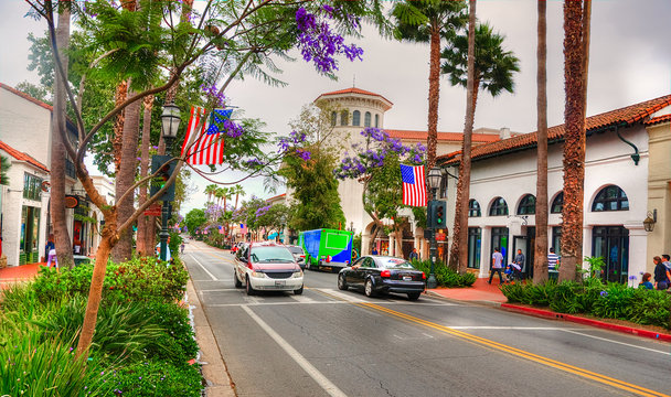 Santa Barbara - California Travel Shots