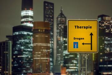 Schild 125 - Therapie