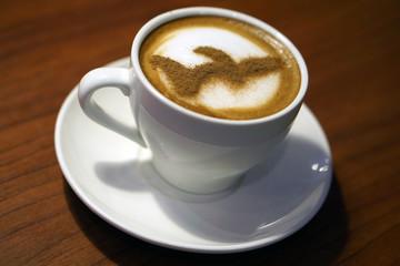 кофе две чайки
