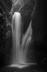 Git Git Waterfall twins Bali