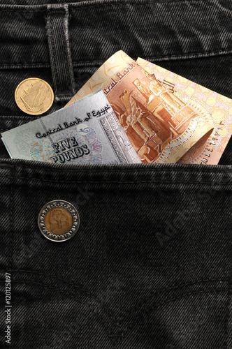 الجنيه المصرى Egyptian Pound Libra Egipcia Sterlina