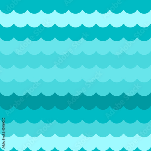 Cartoon Ocean Waves Background | www.imgkid.com - The