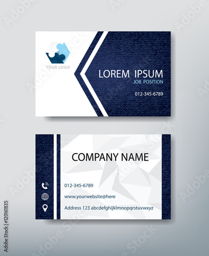 Corporate business card personal name card design template corporate business card personal name card design template reheart Gallery