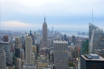 ニューヨークの風景 トップ・オブ・ザ・ロック