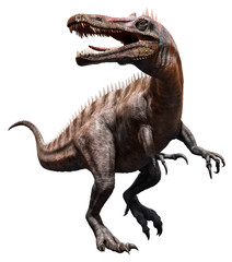 Wall Mural - Suchomimus