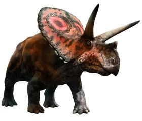 Wall Mural - Torosaurus