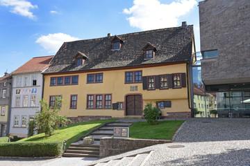 Geburtshaus von Johann Sebastian Bach in Eisenach