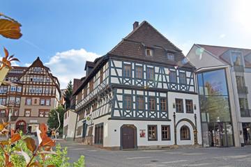 Lutherhaus in Eisenach, Thüringen