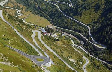 Gletsch, Kanton Wallis