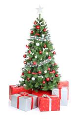 Weihnachtsbaum Weihnachtsgeschenke Geschenke Weihnachten Bescher