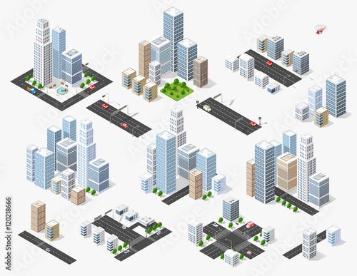 three dimensional urban green volume - 1000×854