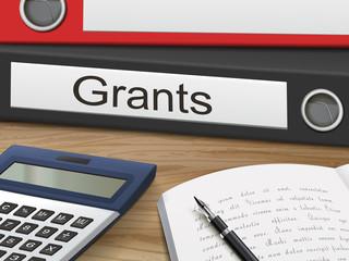 grants on binders