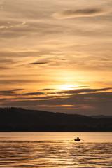 Sunset Rower