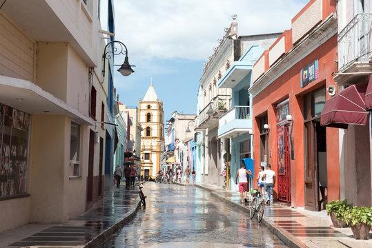 Camaguey in Cuba