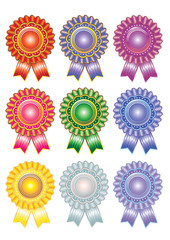 Rosette Award Set