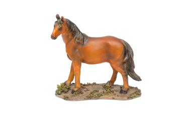 Horse, Children toy beautiful