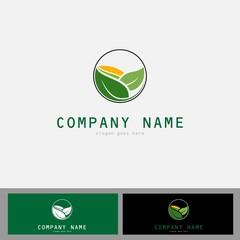 round green logo