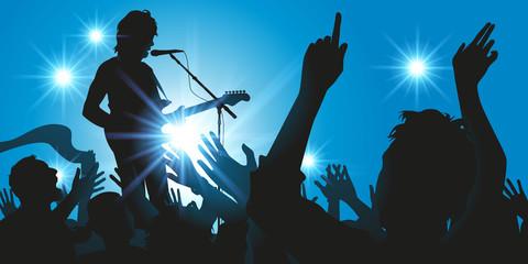 Concert Rock - Public
