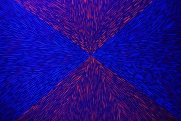 Neon Background Series.  Hand painted neon artwork.