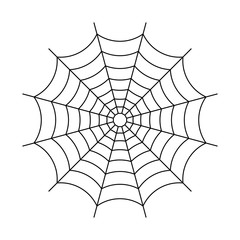 Cobweb vector illustration