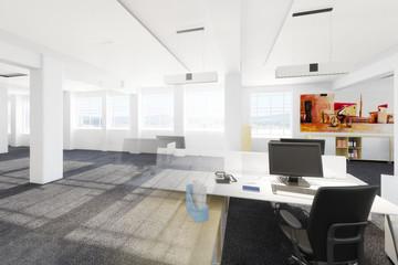 Büroeinrichtung (Vision)