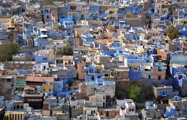 Jodhpur la ville bleue