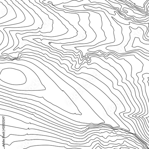 Contour Line Drawing Map : Quot topographic map background concept with space for your
